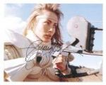 Virginia Hey (James Bond) - Genuine Signed Autograph 7327
